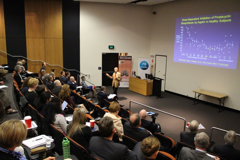 Aspirin and Cancer Symposium draws leading researchers